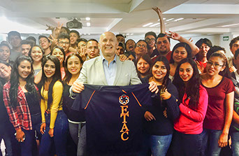 after etac university workshop mexico city