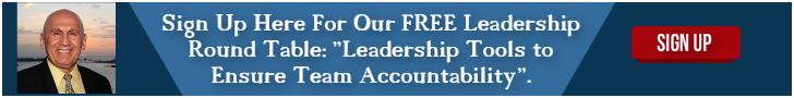 Leadership Tools to Ensure Team Accountability